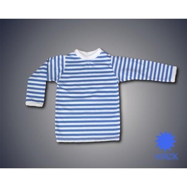 b250deb945d Námořnické tričko s dlouhým rukávem